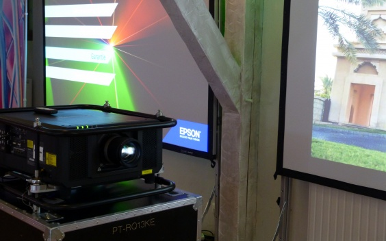 Technologie Projection Sidev