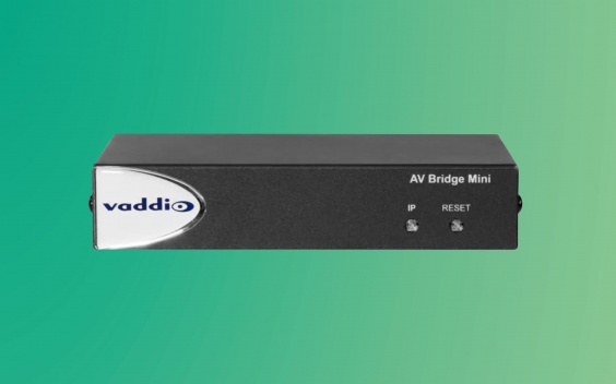 vaddio av bridge mini