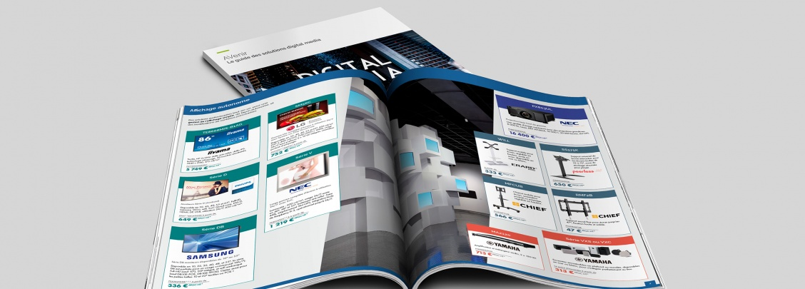 Catalogue Digital Media