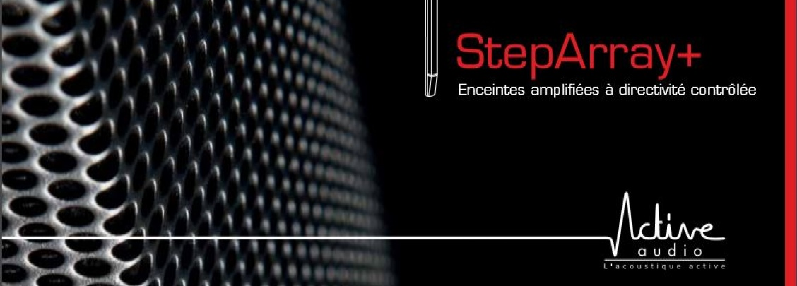 sidev audio activeaudio steparray