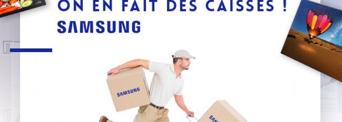 Offre samsung special port