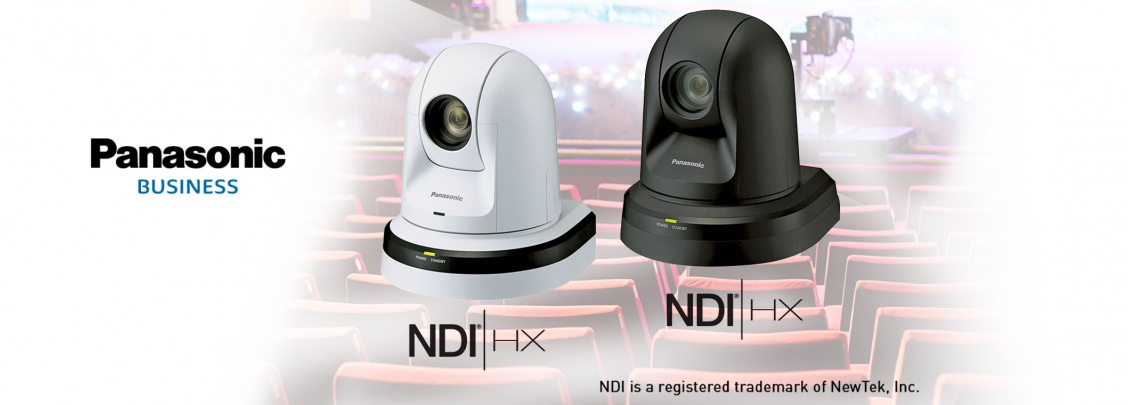 news PANASONIC NDI