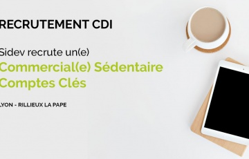 recrutement commercial sedentaire